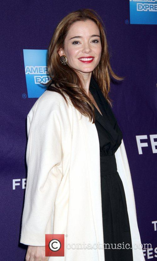 Marguerite Moreau and Tribeca Film Festival 1