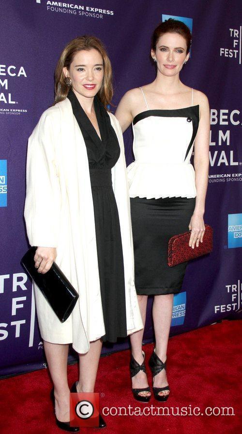 Marguerite Moreau, Bitsie Tulloch and Tribeca Film Festival 3
