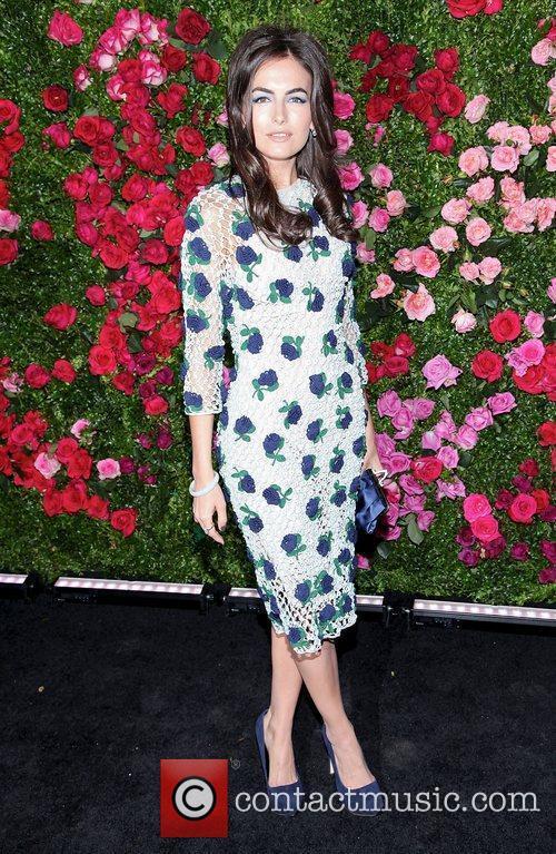 Camilla Belle,  2012 Tribeca Film Festival -...