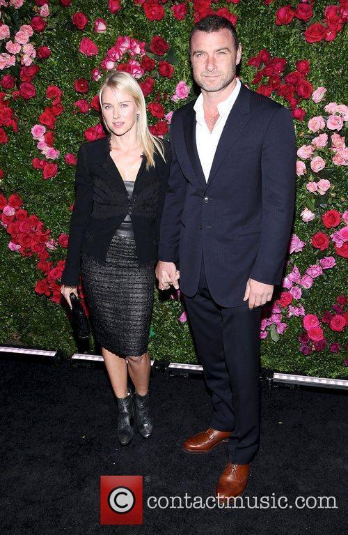 Naomi Watts, Liev Schreiber and Tribeca Film Festival 2