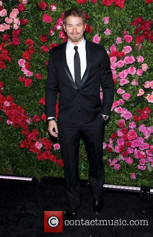 Kellan Lutz 2012 Tribeca Film Festival - Chanel...