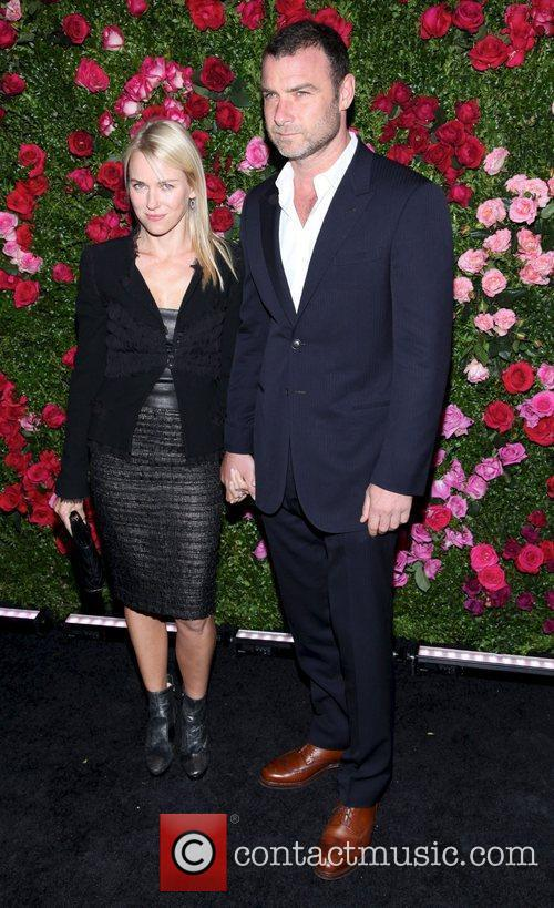 Naomi Watts, Liev Schreiber and Tribeca Film Festival 5