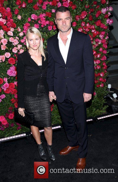 Naomi Watts, Liev Schreiber and Tribeca Film Festival 1
