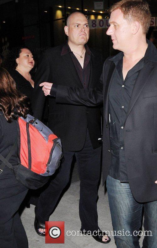 Andy Wachowski  2012 Toronto International Film Festival...