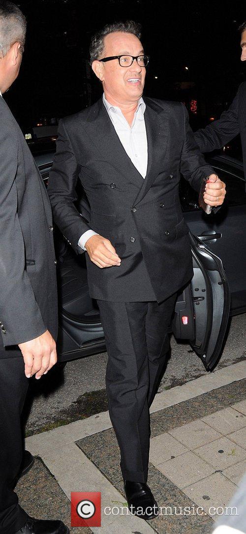 Tom Hanks  2012 Toronto International Film Festival...
