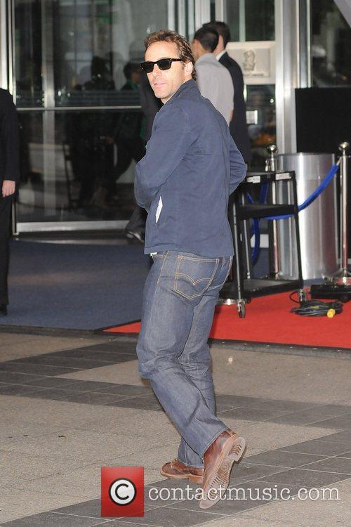 2012 Toronto International Film Festival - Celebrity Sighting