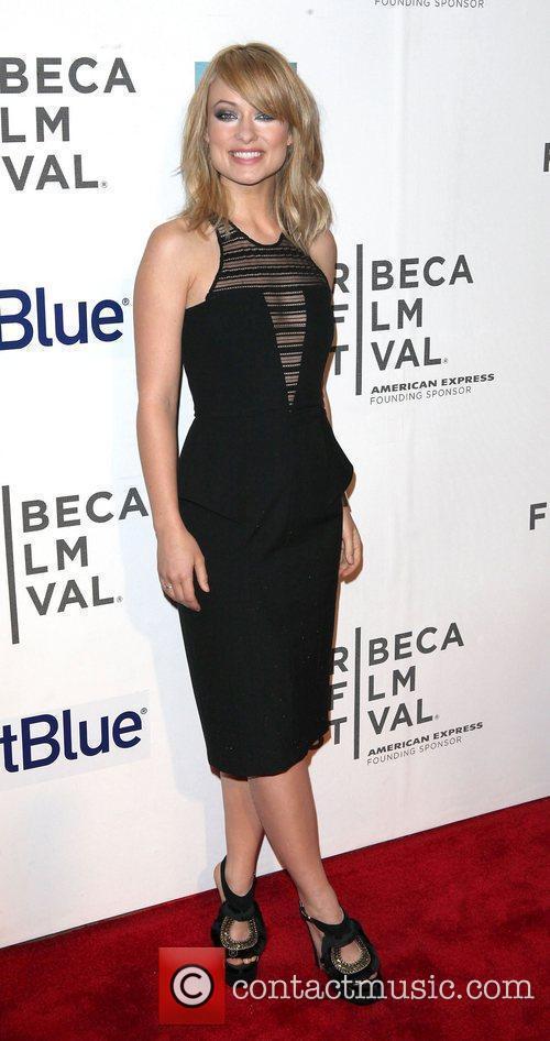 Olivia Wilde 2012 Tribeca Film Festival - Deadfall...