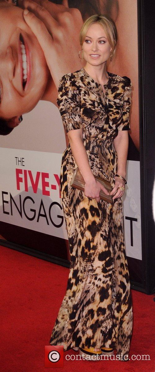 Olivia Wilde Tribeca Film Festival opening night -...