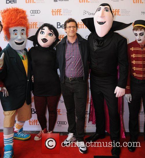 Andy Samberg 2012 Toronto International Film Festival -...