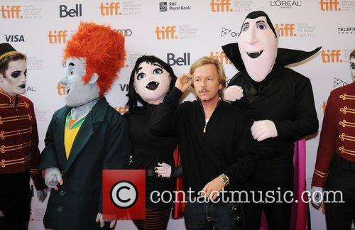 David Spade 2012 Toronto International Film Festival -...
