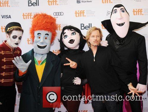 2012 Toronto International Film Festival - Hotel Transylvania...