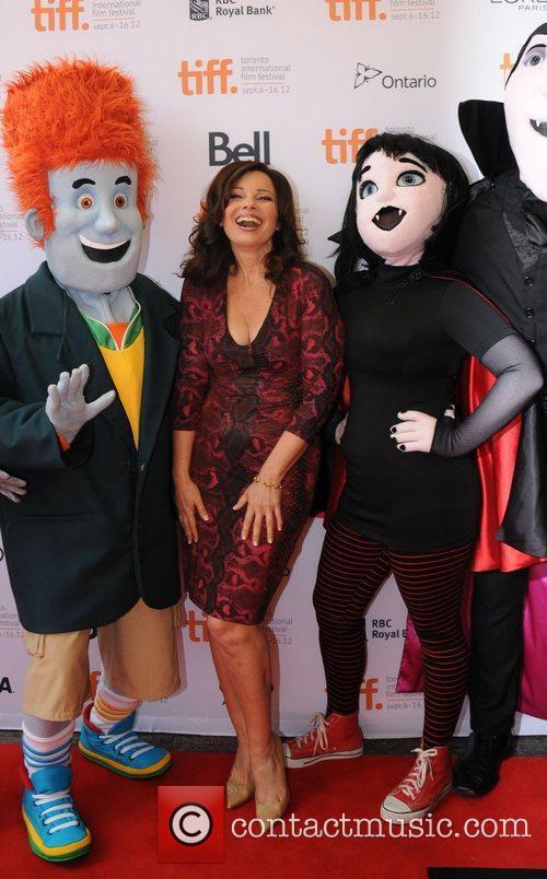 Fran Drescher 2012 Toronto International Film Festival -...