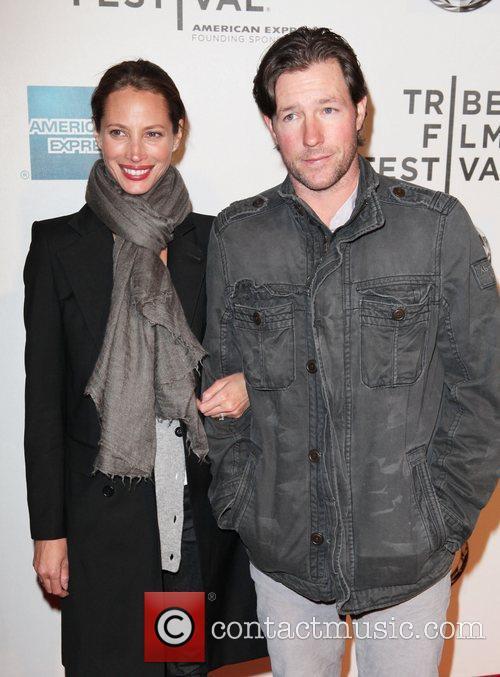 Christy Turlington, Edward Burns and Tribeca Film Festival
