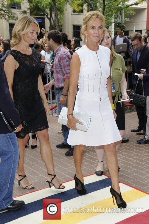 Celine Rattray and Trudie Styler 3