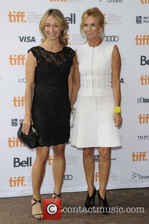 Celine Rattray and Trudie Styler 5