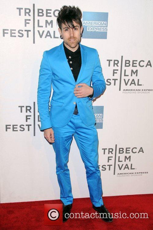 Davey Havok,  2012 Tribeca Film Festival -...