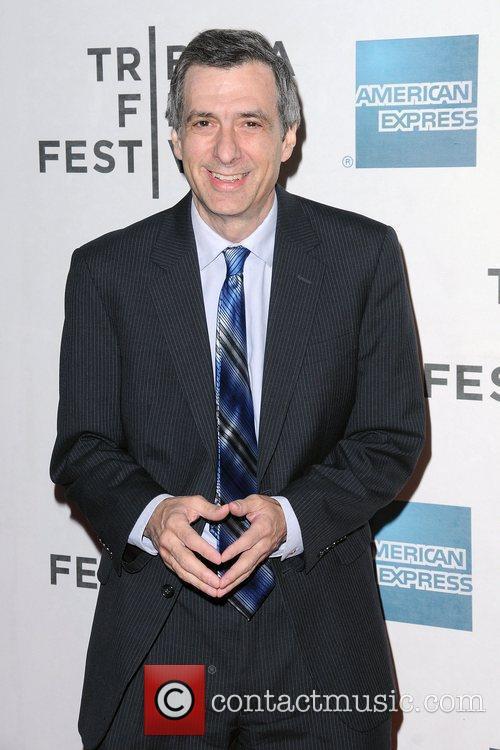 Howard Kurtz,  2012 Tribeca Film Festival -...