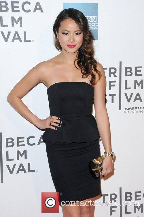 Jamie Chung and Tribeca Film Festival 9