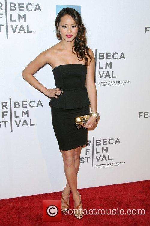 Jamie Chung and Tribeca Film Festival 1