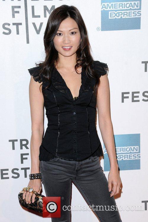 Michelle Krusiec and Tribeca Film Festival 3
