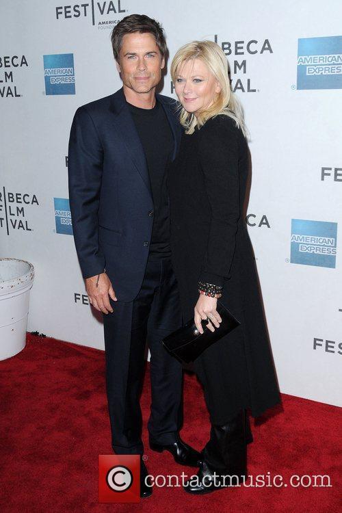 Rob Lowe and Tribeca Film Festival 3