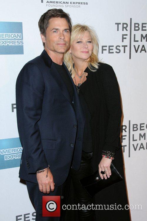 Rob Lowe and Tribeca Film Festival 4