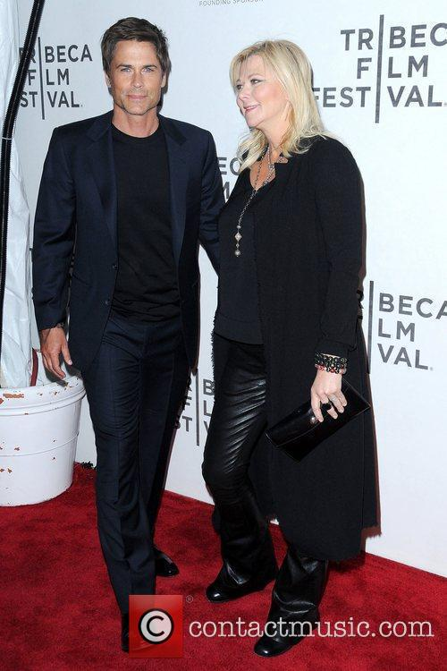 Rob Lowe and Tribeca Film Festival 1