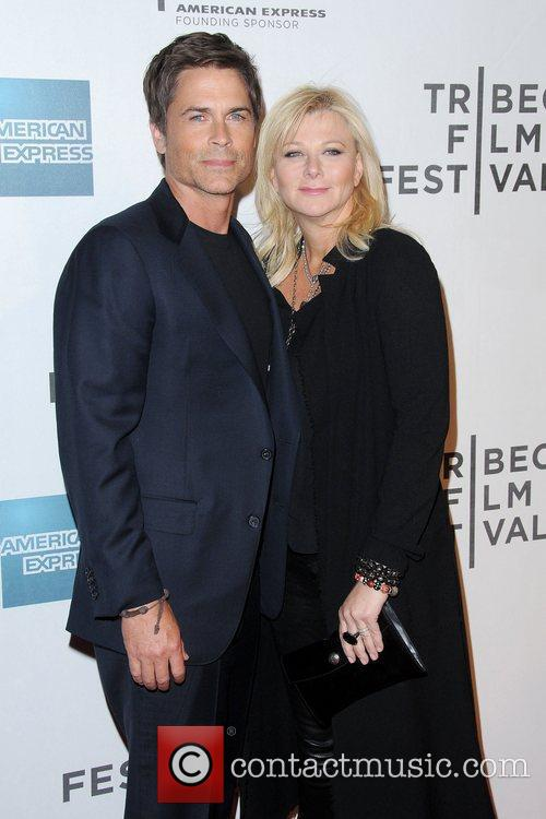 Rob Lowe and Tribeca Film Festival 5