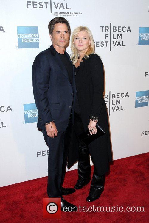 Rob Lowe and Tribeca Film Festival 6