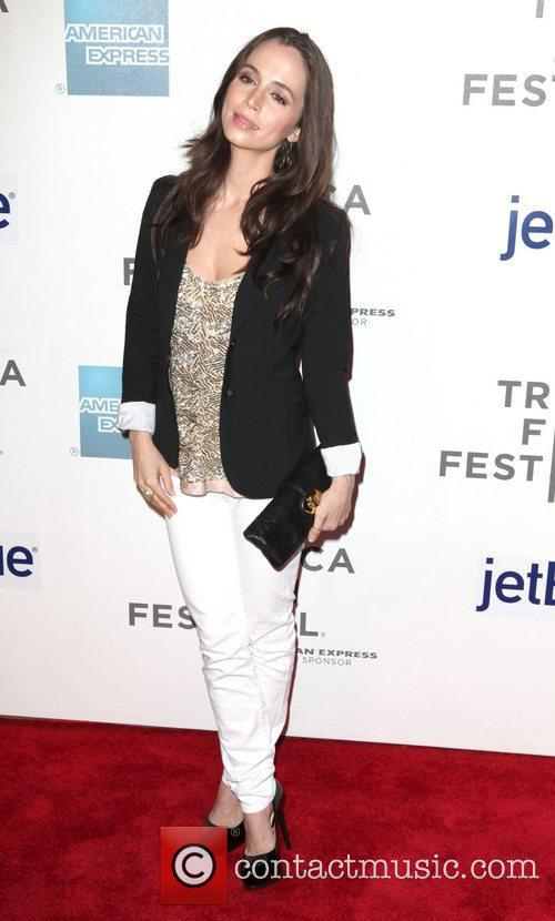 Eliza Dushku and Tribeca Film Festival 1