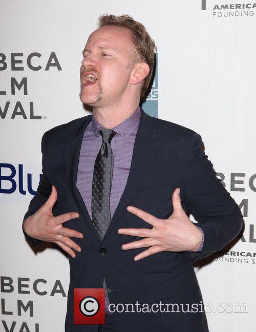 Morgan Spurlock and Tribeca Film Festival 5