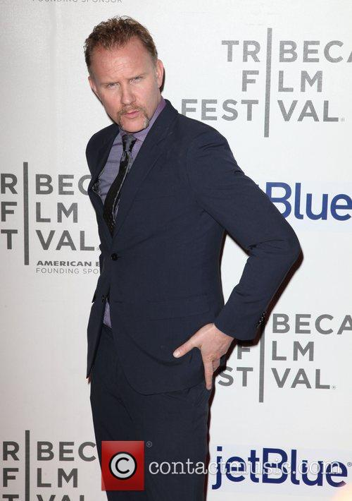 Morgan Spurlock and Tribeca Film Festival 6