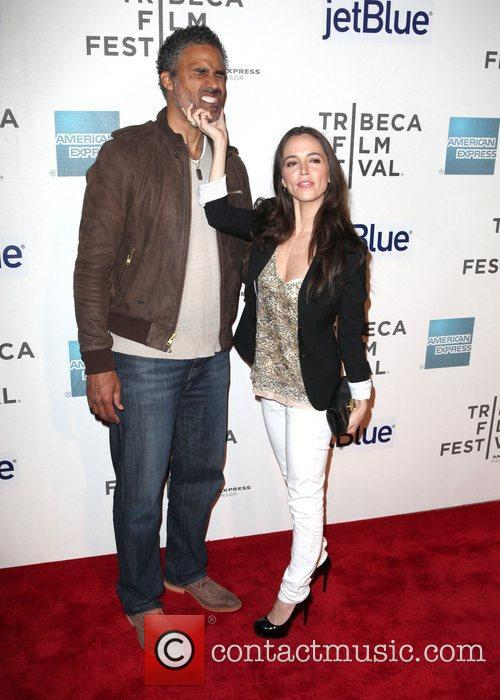Rick Fox, Eliza Dushku and Tribeca Film Festival 2