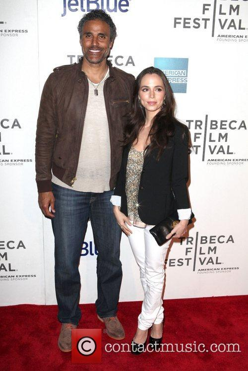 Rick Fox, Eliza Dushku and Tribeca Film Festival 3