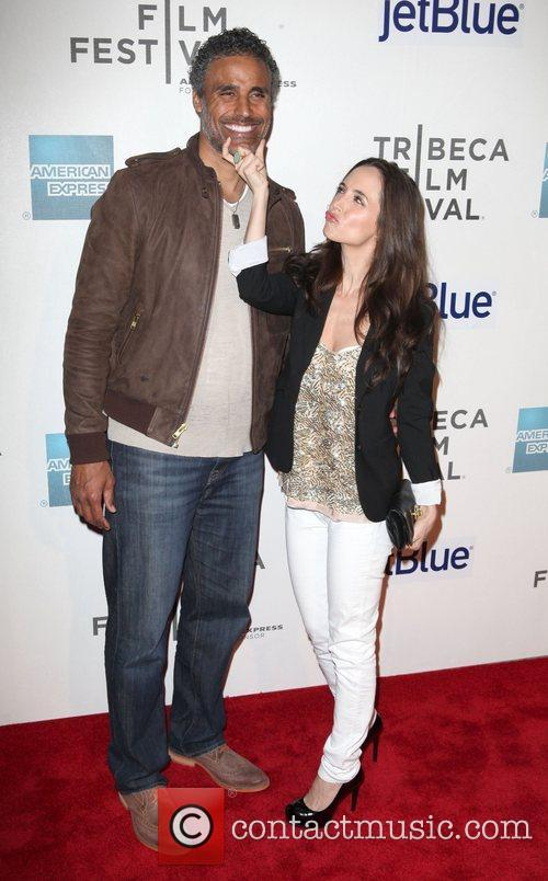 Rick Fox, Eliza Dushku and Tribeca Film Festival 4