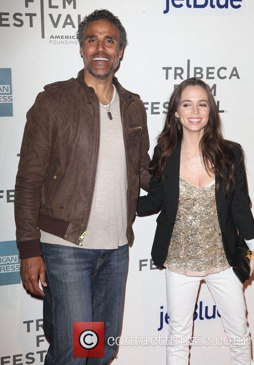 Rick Fox, Eliza Dushku and Tribeca Film Festival 8