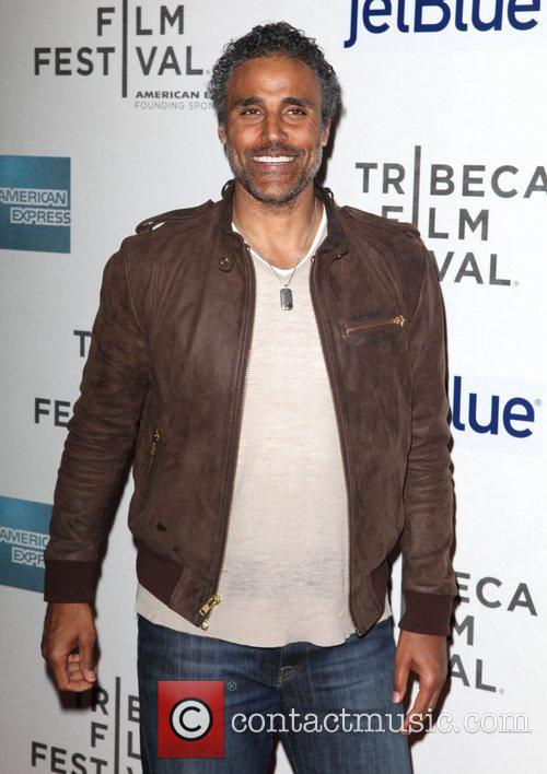 Rick Fox and Tribeca Film Festival 9
