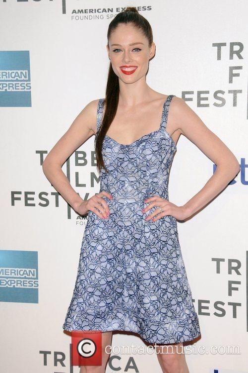 Coco Rocha and Tribeca Film Festival 1