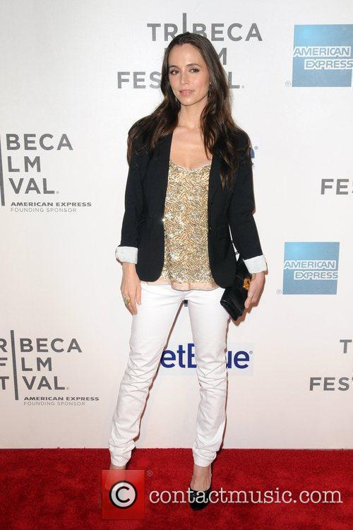 Eliza Dushku and Tribeca Film Festival 10