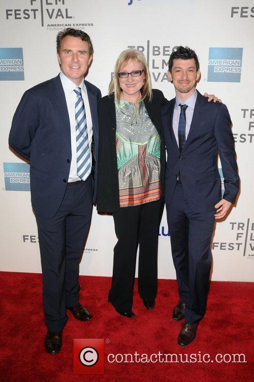 Guests, Will Arnett and Tribeca Film Festival 2