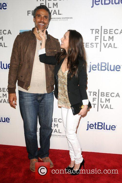 Rick Fox, Eliza Dushku and Tribeca Film Festival 10