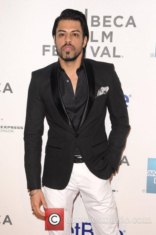 Ricky Manchanda  Tribeca Film Festival - Mansome...