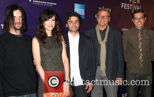 Kristen Wiig, Aidan Quinn, Oscar Isaac, Tribeca Film Festival and Brian Petsos 3