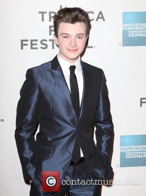 Chris Colfer  2012 Tribeca Film Festival -...