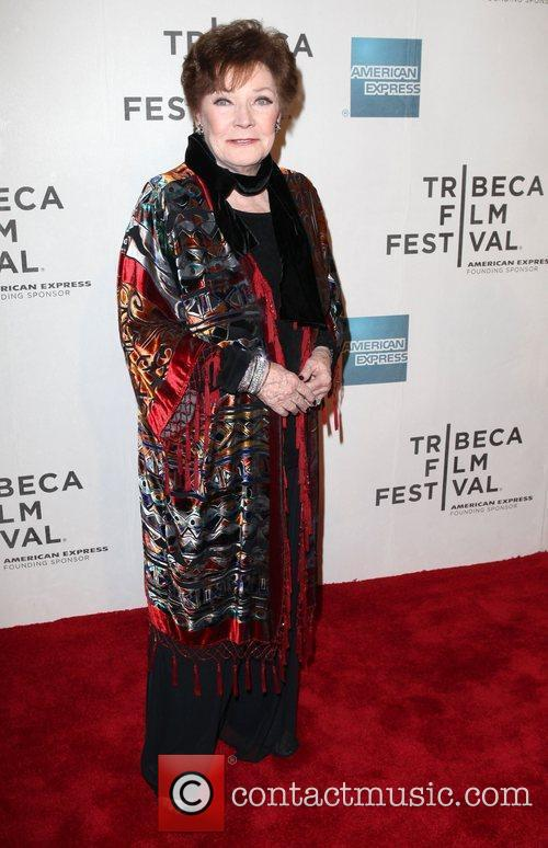 Polly Bergen 2012 Tribeca Film Festival - 'Struck...