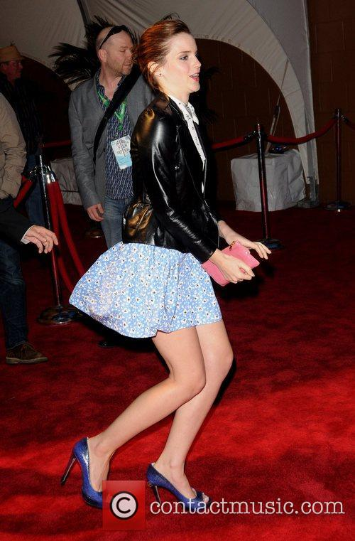 Emma Watson and Tribeca Film Festival 8