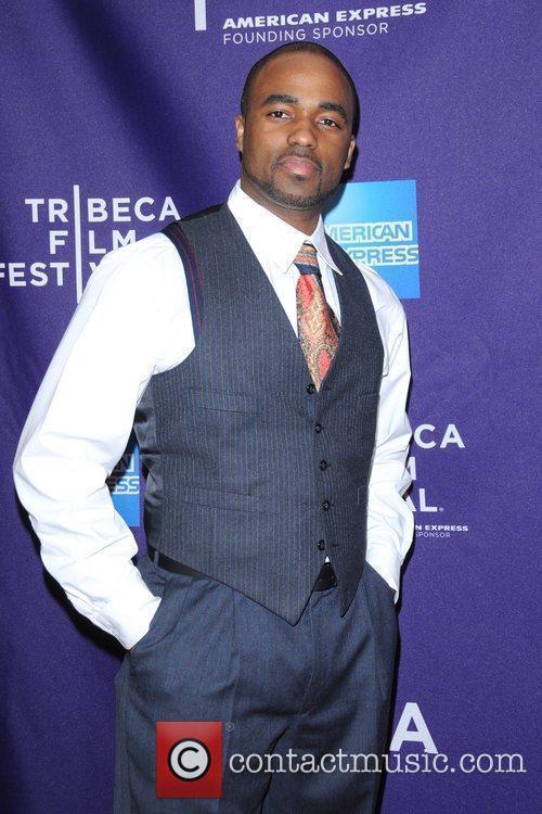 Guest, Michael Jai White and Tribeca Film Festival 3