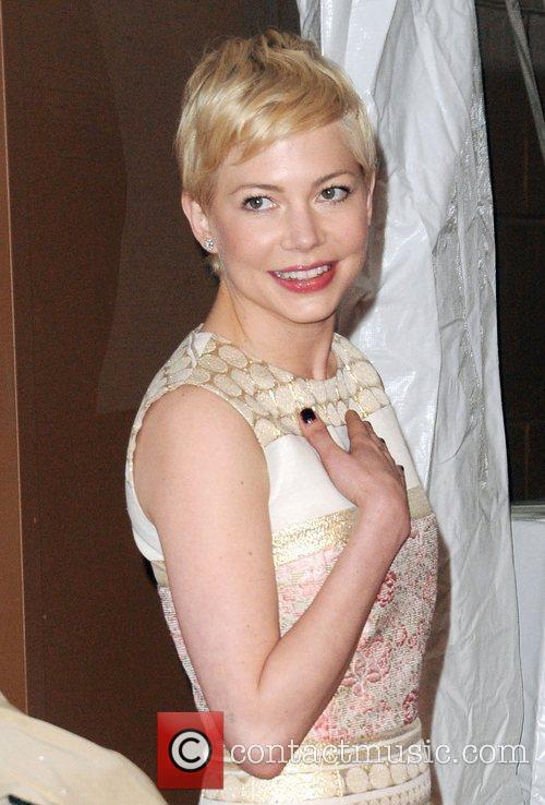Michelle Williams and Tribeca Film Festival 2