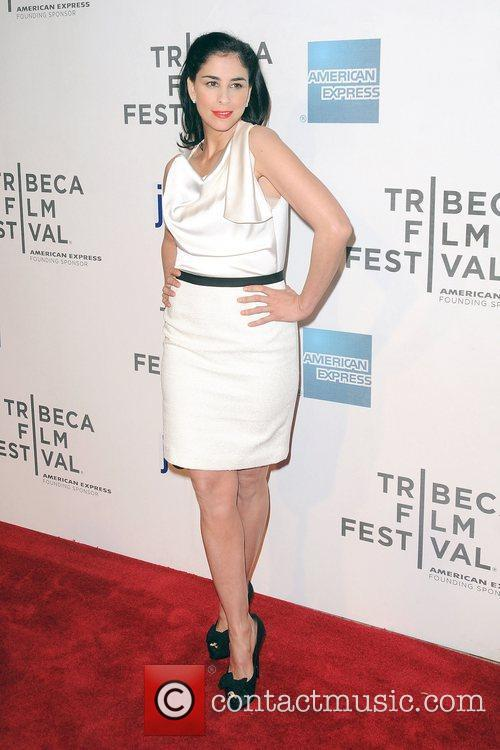 Sarah Silverman and Tribeca Film Festival 5