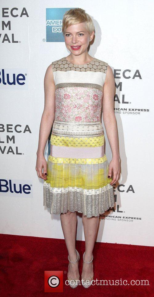 Michelle Williams and Tribeca Film Festival 6